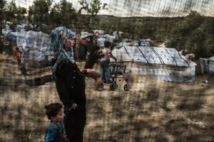 Σε κατάσταση έκτακτης ανάγκης ο καταυλισμός στη Μόρια λένε οι Γιατροί Χωρίς Σύνορα