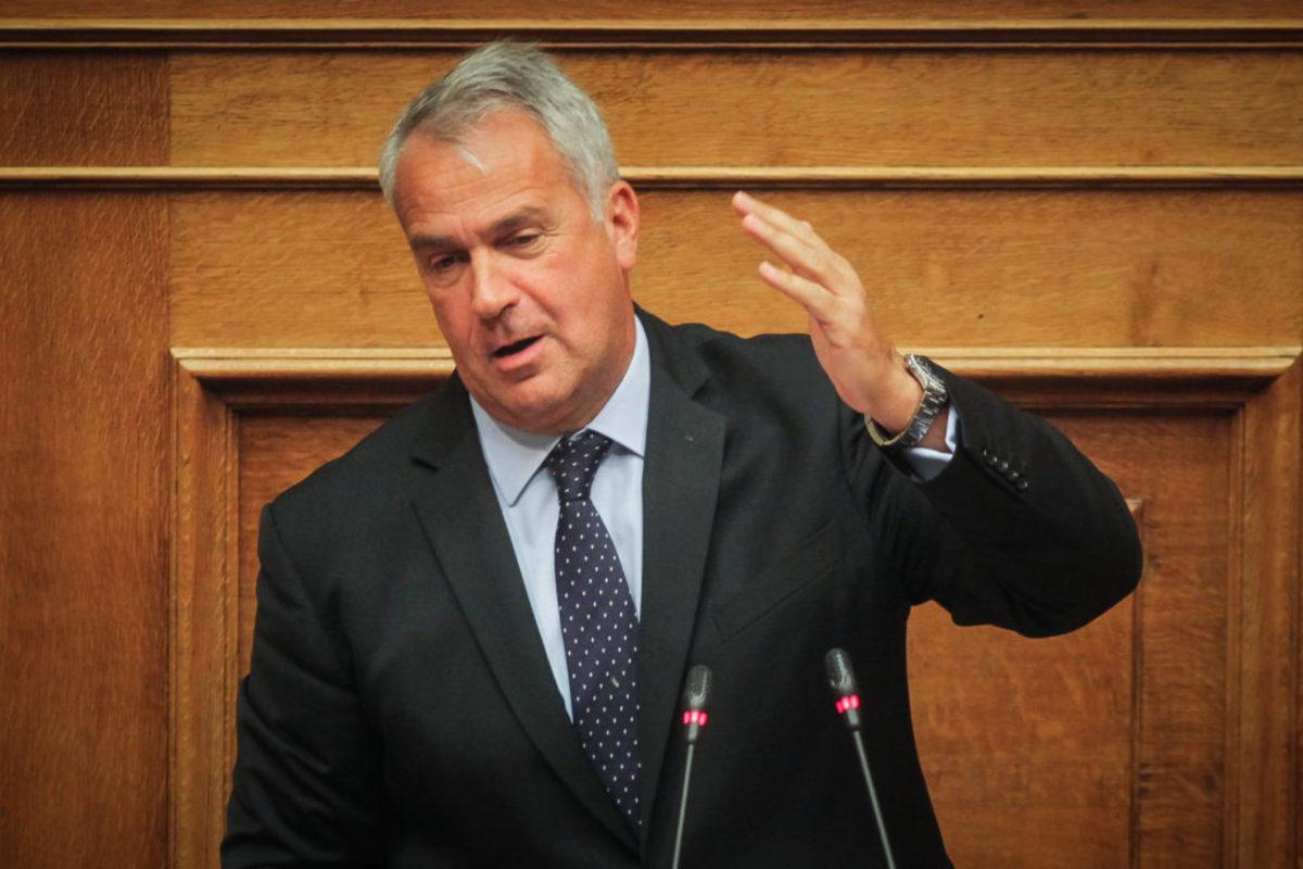 Βορίδης στον Alpha: Η κυβέρνηση έχει πολιτικές ευθύνες για την αποφυλάκιση Φλώρου