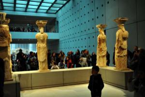 Στην Ελλάδα επέτρεψαν κλεμμένες σπάνιες αρχαιότητες απ' το Λονδίνο! [pic]