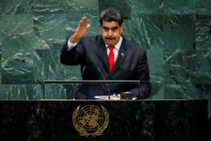 Μαδούρο: «Τρελός ο Μάικ Πενς» – Ρίχνουν τις ευθύνες στο Καράκας για το καραβάνι μεταναστών