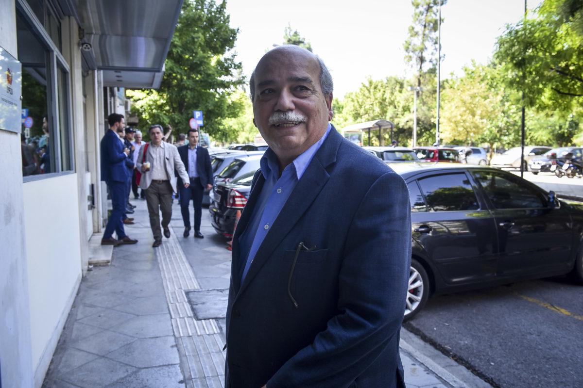 Στην 83η Διεθνή Έκθεση Θεσσαλονίκης ο Πρόεδρος της Βουλής, Νίκος Βούτσης