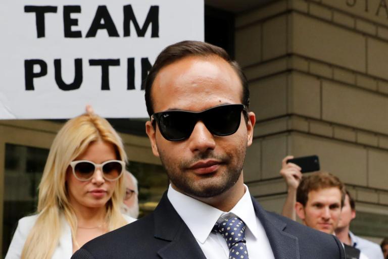 Τζορτζ Παπαδόπουλος: Στη φυλακή ο Ελληνοαμερικανός σύμβουλος του Τραμπ – Η απολογία και η ποινή χάδι
