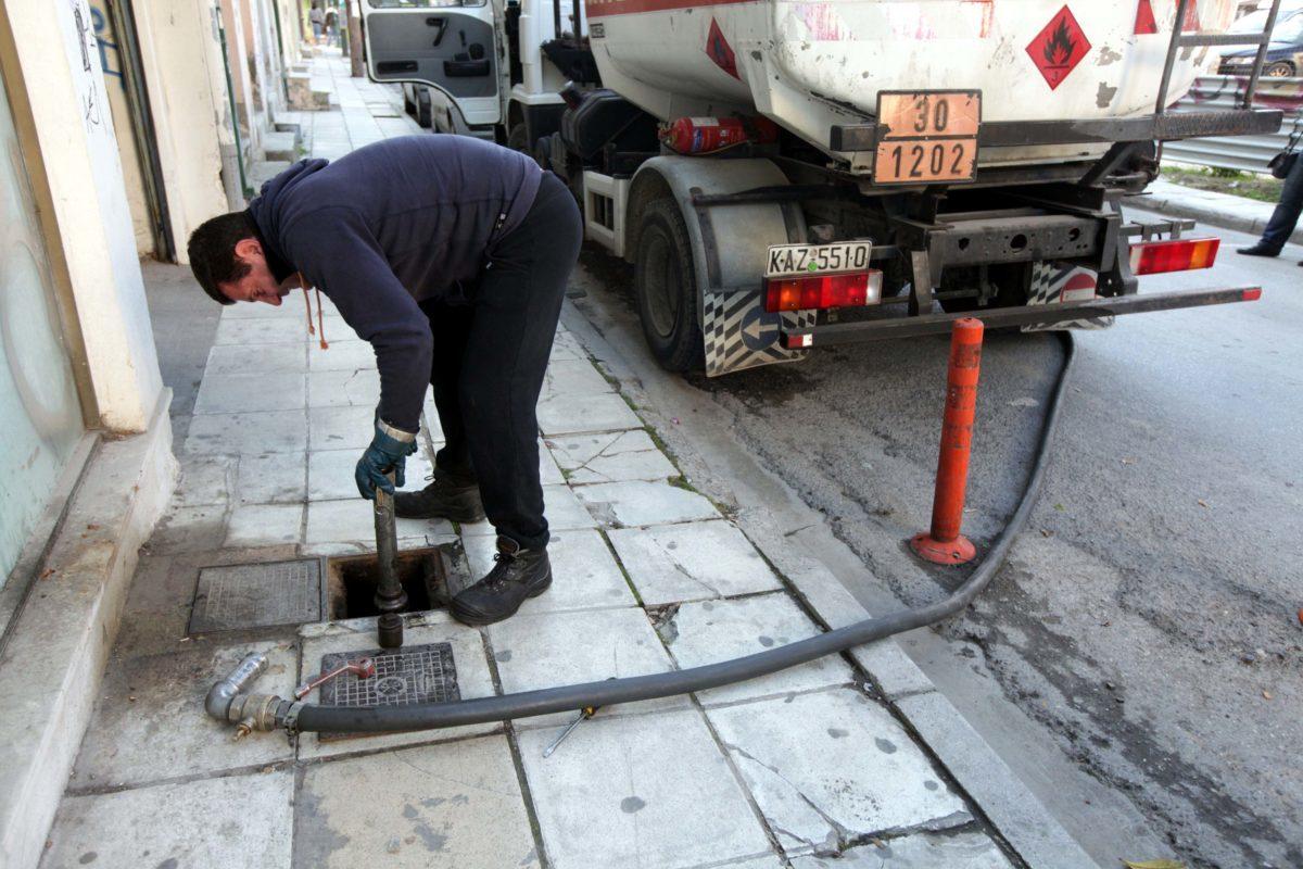 Πετρέλαιο θέρμανσης: Τιμή ως και 1,25 ευρώ το λίτρο – Φωτιά στις τσέπες των καταναλωτών