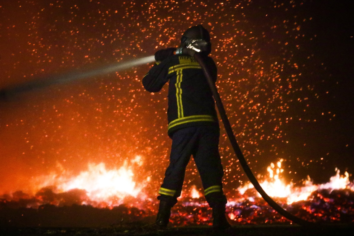 Νεκρός πυροσβέστης στις Σέρρες! Αδιανόητη τραγωδία εν ώρα καθήκοντος