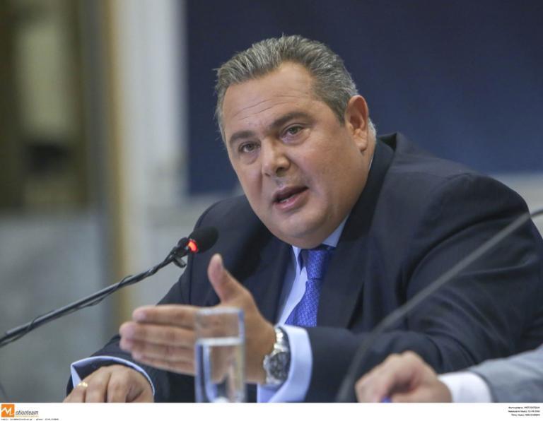 Δεν απέκλεισε εκλογές για το Μακεδονικό ο Πάνος Καμμένος!
