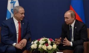 Κατάρριψη ρωσικού αεροσκάφους: Διαμαρτυρία Πούτιν σε Νετανιάχου ότι το Ισραήλ παραβιάζει τις συμφωνίες για τη Συρία