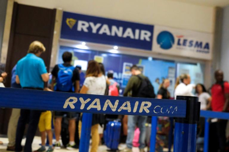 Ryanair: 34 χρόνια ταλαιπωρίας – Μια ιστορία γεμάτη ακυρώσεις πτήσεων