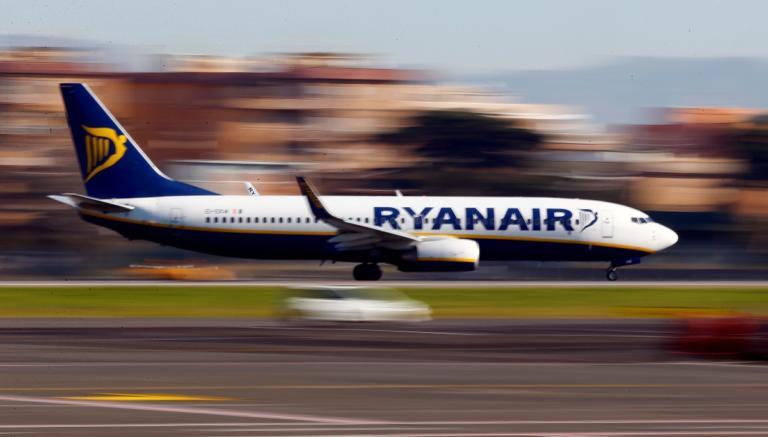 Αποκάλυψη! Παραλίγο να συγκρουστούν στον αέρα δυο αεροσκάφη της Ryanair!