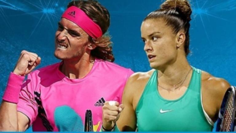 Australian Open: Πότε παίζουν Τσιτσιπάς και Σάκκαρη