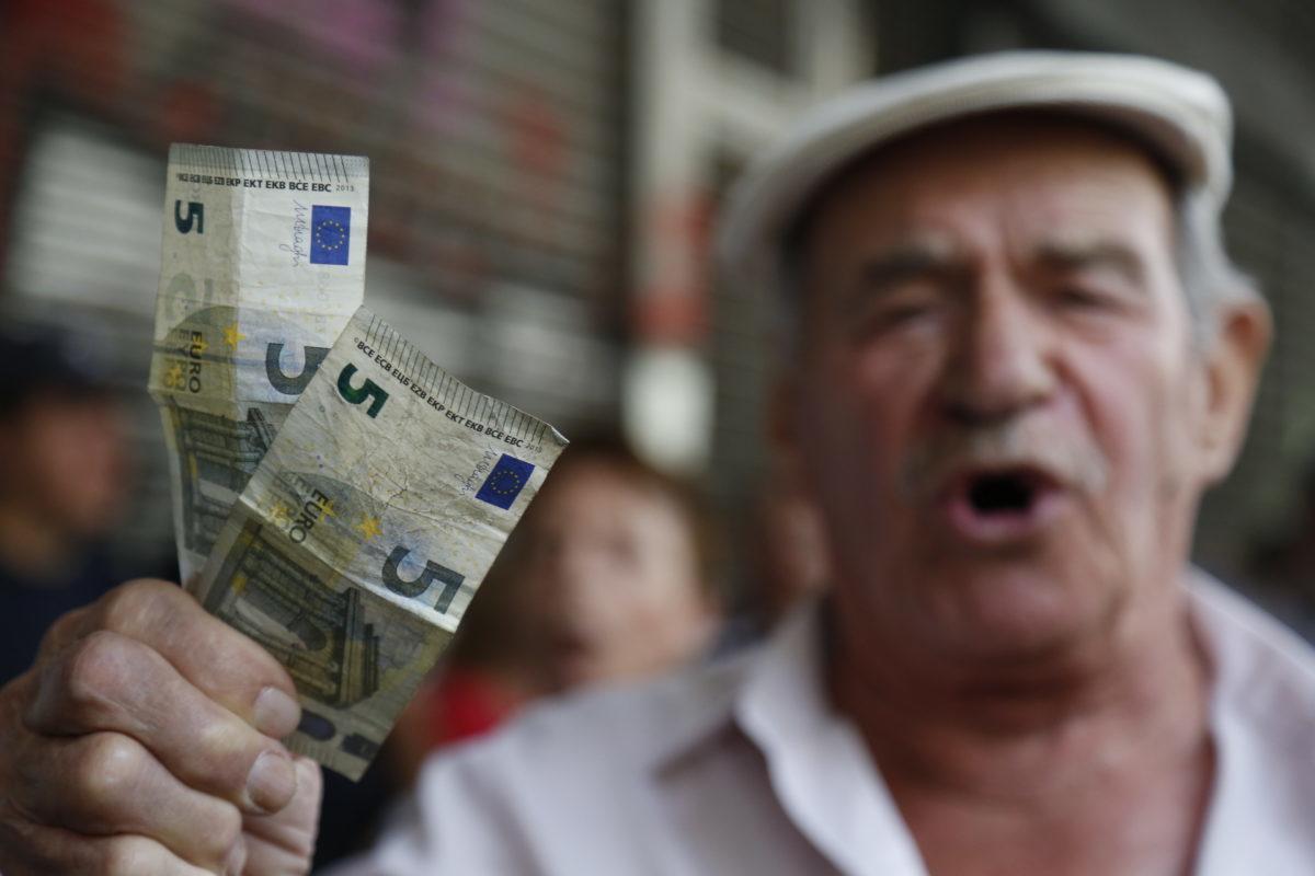 Συντάξεις: Μπλόκο από το ΔΝΤ και μάλλον όχι από το Βερολίνο στο πάγωμα των μειώσεων