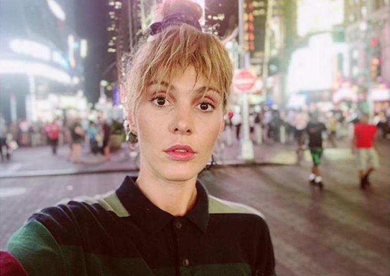 Τάμτα: Κάνει βόλτες στην καρδιά της Νέας Υόρκης! [pics]