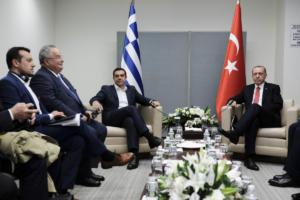 Τσίπρας – Ερντογάν: Ραντεβού στην Κωνσταντινούπολη και… βλέπουμε
