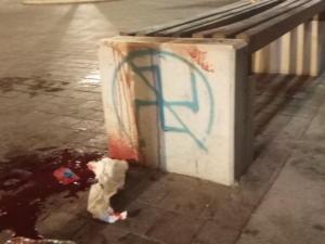 Επεισόδια στο Αγρίνιο στην πορεία για τον Παύλο Φύσσα – Μια τραυματίας – video