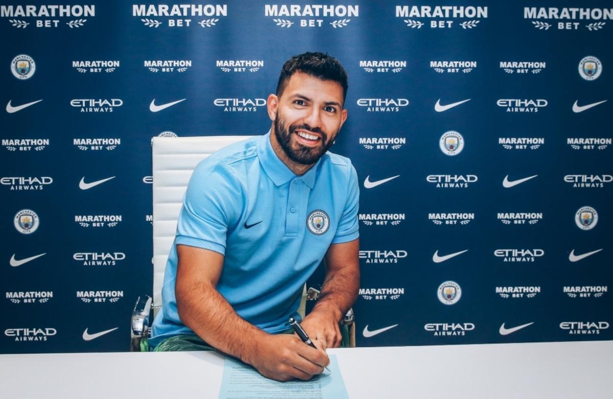 Υπέγραψε νέο συμβόλαιο ο Αγουέρο! Στη Σίτι μέχρι το 2021