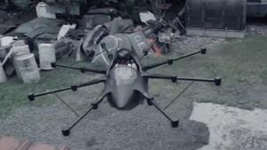 Δημιούργησε ιπτάμενο αυτοκίνητο – drone!