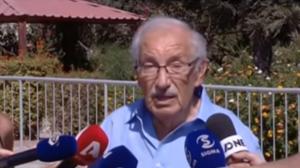 Λάρνακα – Αυτόπτης μάρτυρας: Είδα έναν άνδρα έξω από το σχολείο, να κρατά σημειώσεις – Video