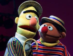 Επίσημο! «Ο Μπερτ και ο Έρνι δεν είναι ούτε γκέι, ούτε στρέιτ»