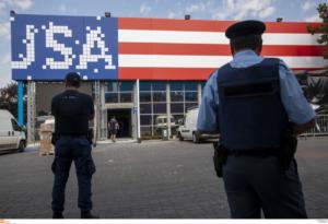 """ΔΕΘ – Μέτρα ασφαλείας αλά USA – Θεσσαλονίκη """"αστυνομική"""" πόλη"""