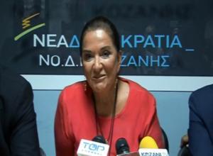 """Μπακογιάννη: """"Αφιέρωσε"""" ατάκα του Κωνσταντίνου Μητσοτάκη σε Βαξεβάνη και ΣΥΡΙΖΑ – Video"""