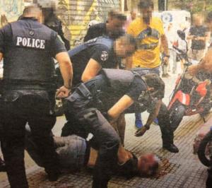 """Ζακ Κωστόπουλος – Μαυροειδάκος: """"Έκαναν άριστα τη δουλειά τους οι αστυνομικοί"""" – """"Είναι νόμιμη αστυνομική βία"""""""