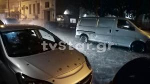 Καιρός: Πλημμύρισαν σπίτια στην Εύβοια! Απίστευτες εικόνες – video