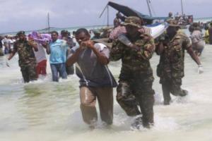 Υγρός τάφος η λίμνη Βικτόρια – 86 νεκροί σχεδόν 300 αγνοούμενοι