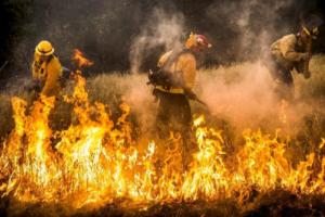Νέα μεγάλη φωτιά στην Καλιφόρνια – Άνθρωποι εγκαταλείπουν τα σπίτια τους
