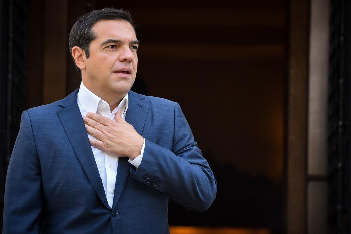 Ανακοίνωση ΣΥΡΙΖΑ για τον θάνατο του γαμπρού του Αλέξη Τσίπρα