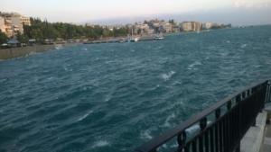 """Χαλκίδα: Φόρεσε το μαγιό του και τους """"κούφανε"""" – Απίθανες σκηνές στην παλιά γέφυρα του Ευρίπου [pics]"""