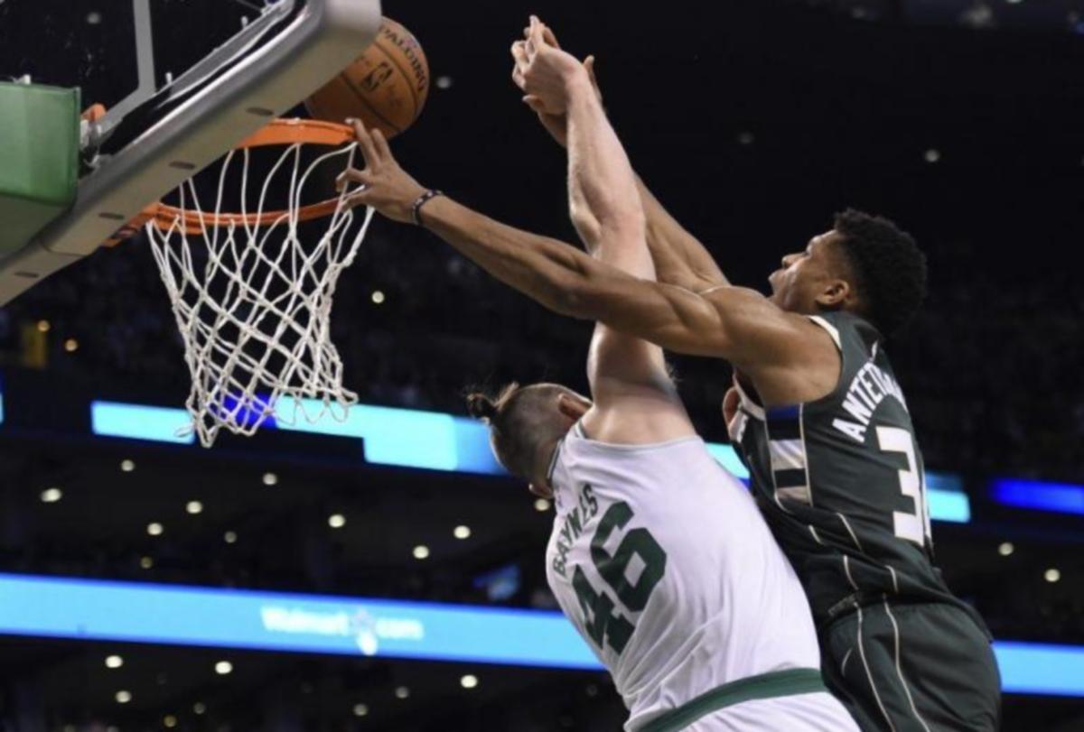 Αντετοκούνμπο: Έκτος παίκτης του NBA ο Γιάννης! Η λίστα του Sports Illustrated – video