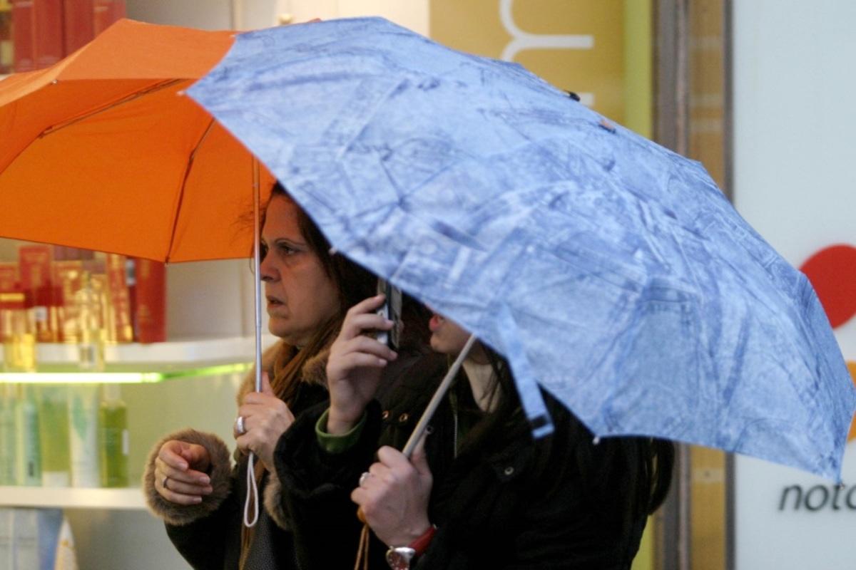 Καιρός: Με βροχές και καταιγίδες και την Παρασκευή!