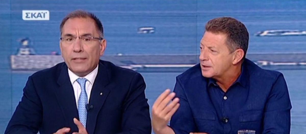 Άγριος καυγάς Καμμένου με δημοσιογράφο on air - «Είσαι γελοίος! Παίρνω εγώ λεφτά; Σαν δε ντρέπεστε λίγο»