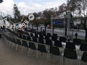 ΔΕΘ 2018: Τι θα συμβεί για πρώτη φορά στην ομιλία Τσίπρα στο Βελλίδειο [pics]