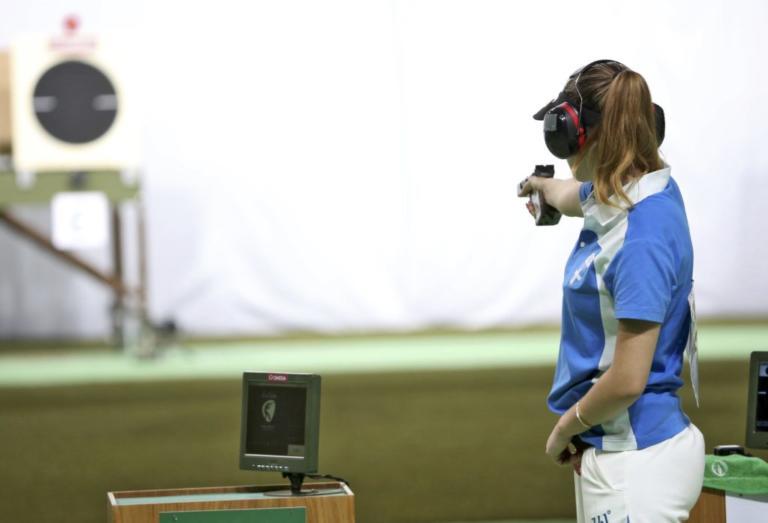 Άννα Κορακάκη από… χρυσό ξανά! Παγκόσμια πρωταθλήτρια στο αεροβόλο πιστόλι 10 μ.