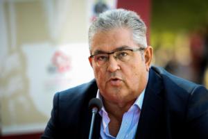 Επίθεση Κουτσούμπα σε ΣΥΡΙΖΑ-ΝΔ για τη Συνταγματική Αναθεώρηση