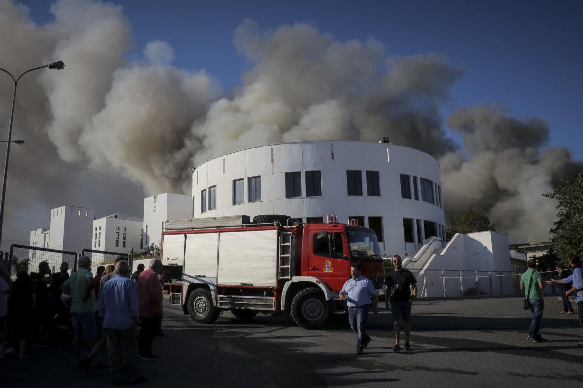 Κρήτη: Έσβησε η φωτιά! Ξεκίνησε η καταγραφή των ζημιών – Όλοι οι φοιτητές είναι καλά! videos