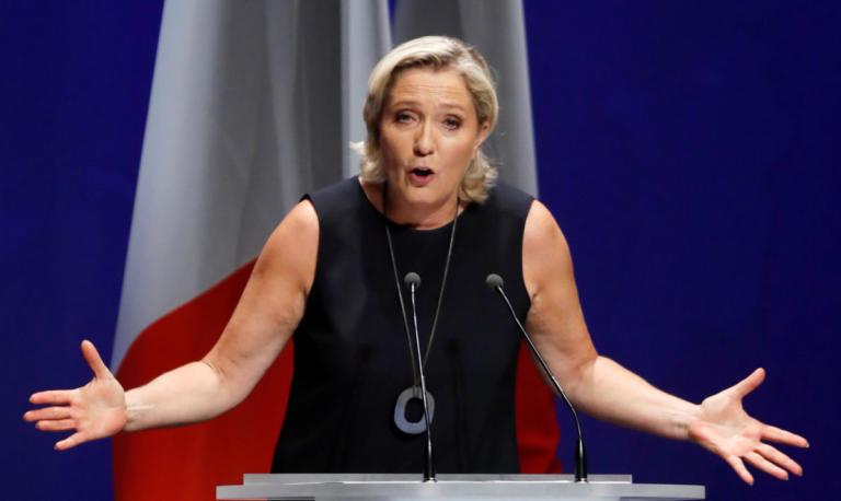 Μαρίν Λε Πεν: Καμαρώνει την ακροδεξιά σε Γερμανία – Βέλγιο