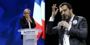 Λε Πεν – Σαλβίνι: Συμμαχία για την μάχη στις ευρωεκλογές!