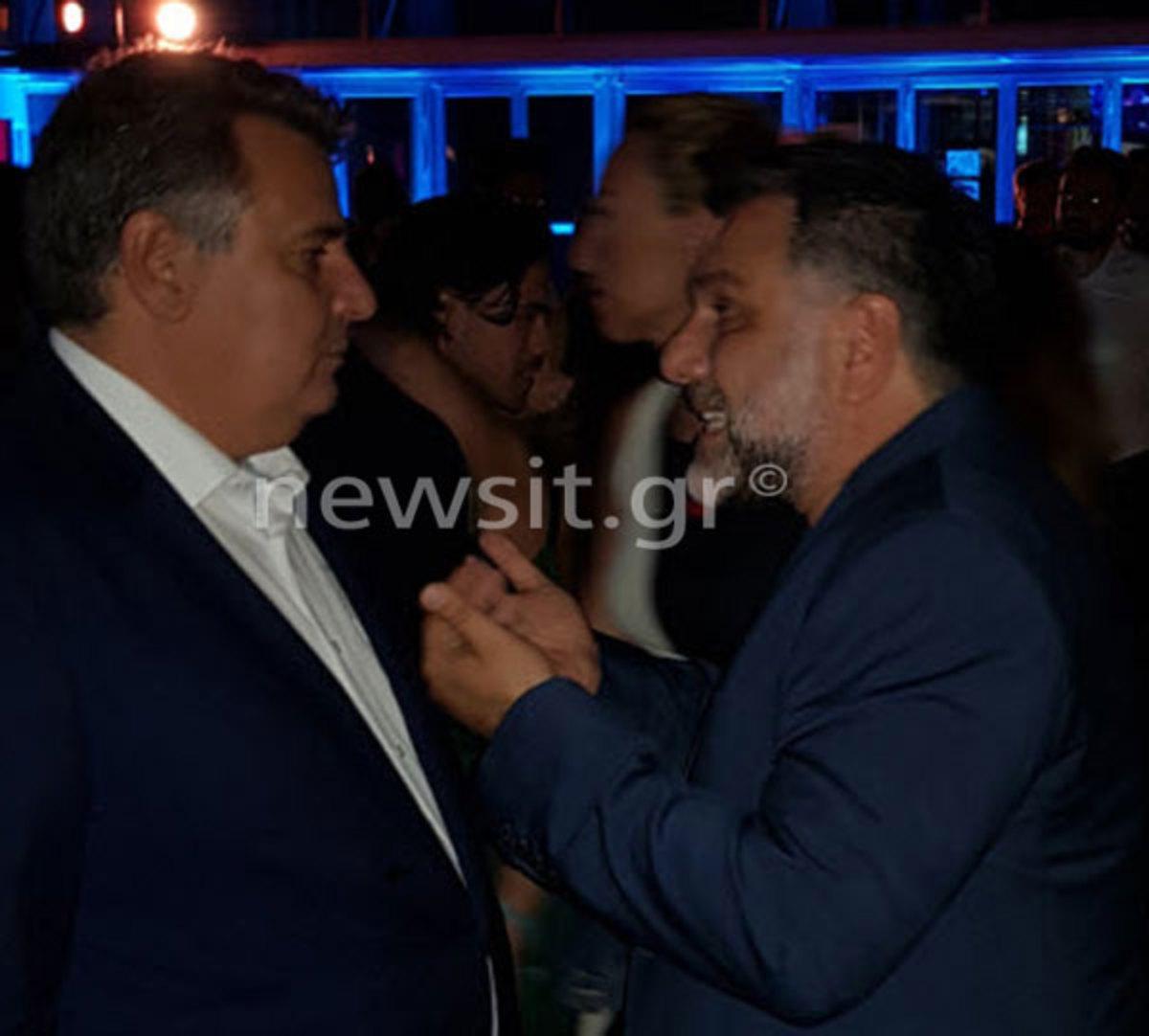 ANT1: Αρναούτογλου και Λιάγκας για κλείδωμα και ξεκλείδωμα   Newsit.gr