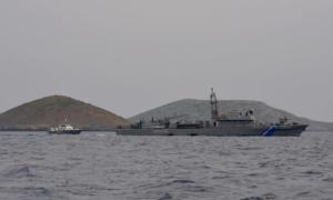 Τούρκοι ψαράδες προκαλούν στο Αιγαίο – Νέες παραβιάσεις σε Ίμια και Κω