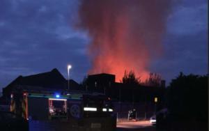 Συναγερμός στο Λονδίνο: Φωτιά σε δημοτικό σχολείο