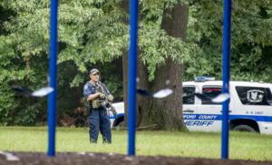 Μέριλαντ: Γυναίκα άρπαξε ένα όπλο και άρχισε να πυροβολεί σε αποθήκη! Νεκροί και τραυματίες – video