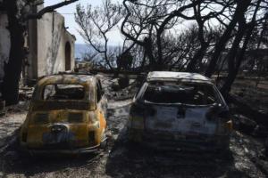 Παναγιωτόπουλος και Καραγκούνης στον Ζαγοραίο – Ζητούν διευκρινήσεις για την έρευνα στο Μάτι