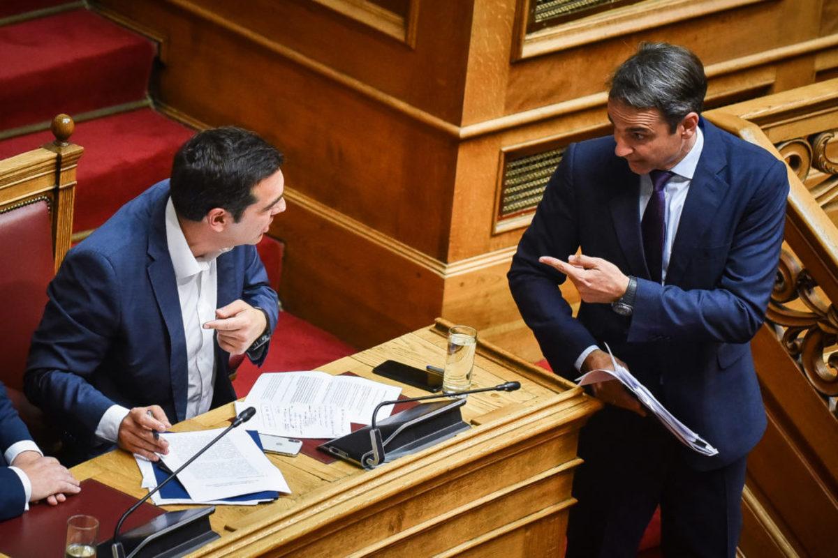 """Συνεχίζονται οι αλληλοκατηγορίες μεταξύ Μαξίμου και ΝΔ για την υπόθεση Φλώρου  – """"Ο κ. Μητσοτάκης δεν απάντησε σε τίποτα"""""""