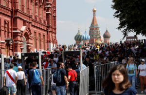 Η Μόσχα μεταξύ των ρωσικών περιοχών με τους υψηλότερους μισθούς