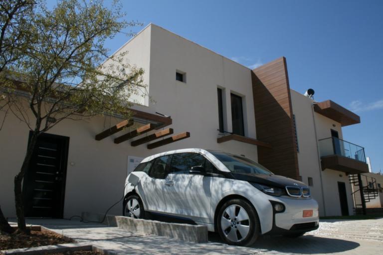 Αυτό είναι το ελληνικό «Έξυπνο Σπίτι» μηδενικής κατανάλωσης