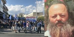 Αρτέμης Σώρρας: Συγκέντρωση οπαδών του έξω από τον Κορυδαλλό – video