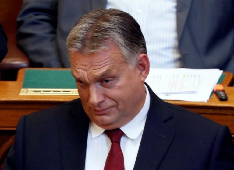 Ορμπάν μαινόμενος στο Ευρωκοινοβούλιο! «Απαράδεκτες οι Βρυξέλλες»