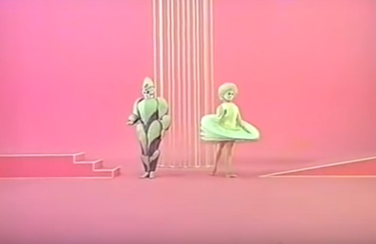 Oskar Schlemmer – Η Google και το Τριαδικό μπαλέτο