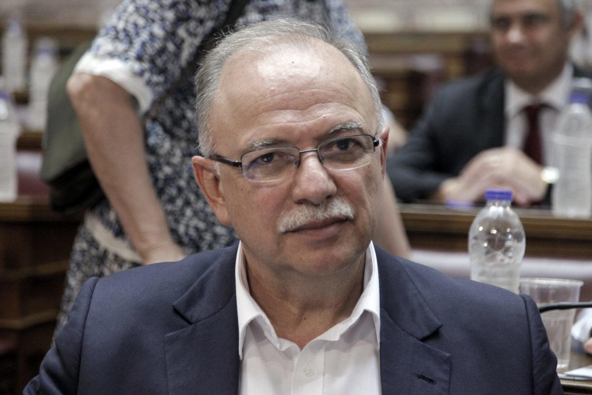 """Παπαδημούλης: Θετικό """"σήμα"""" η αναβάθμιση των Ελληνικών τραπεζών από τον οίκο Fitch"""